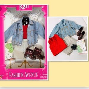 Barbie Other - Barbie (Ken) doll clothes